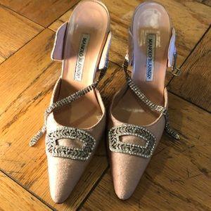 Manolo Blahnik vintage dress shoes